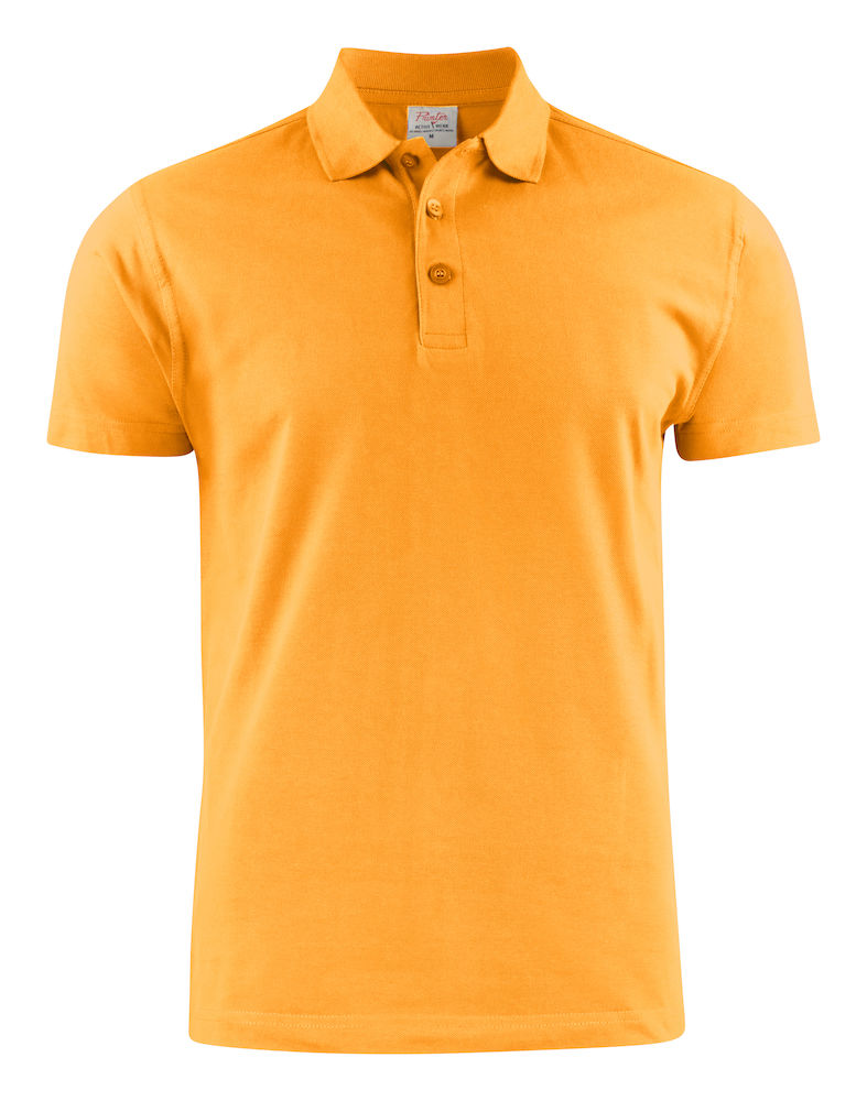 polo brodé Surf RSX - orange
