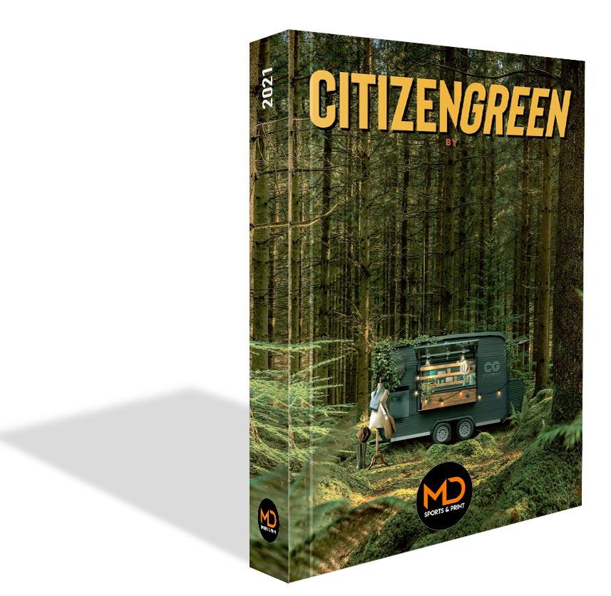 catalogue citizen green