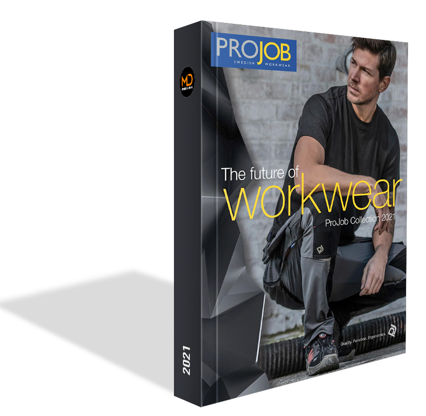 Catalogue workwear PROJOB