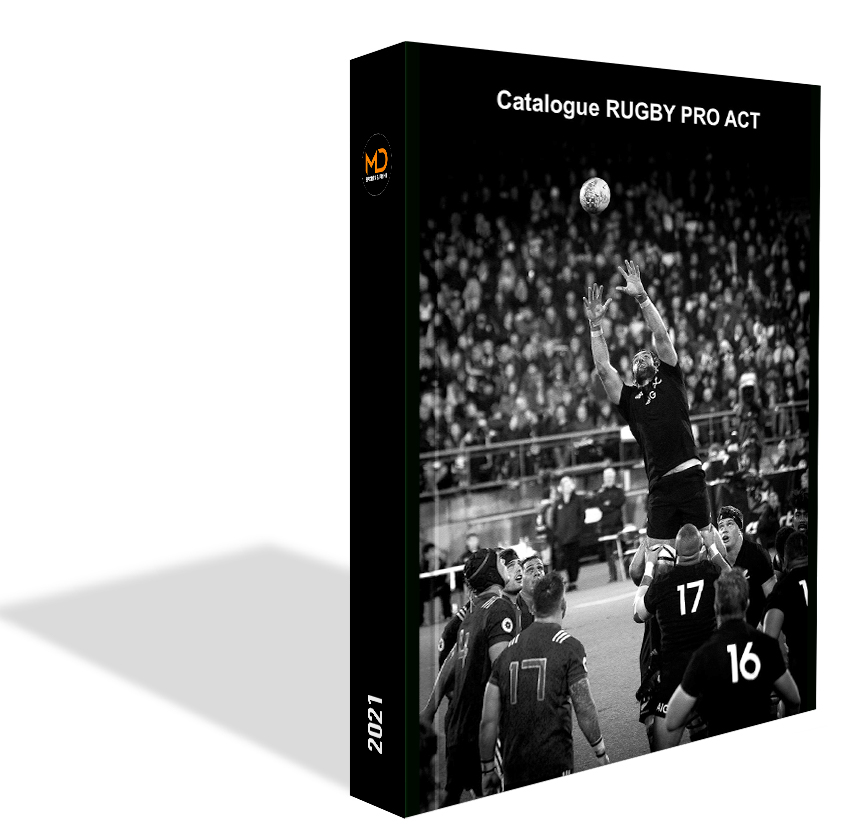 CATALOGUE RUGBY PRO ACT
