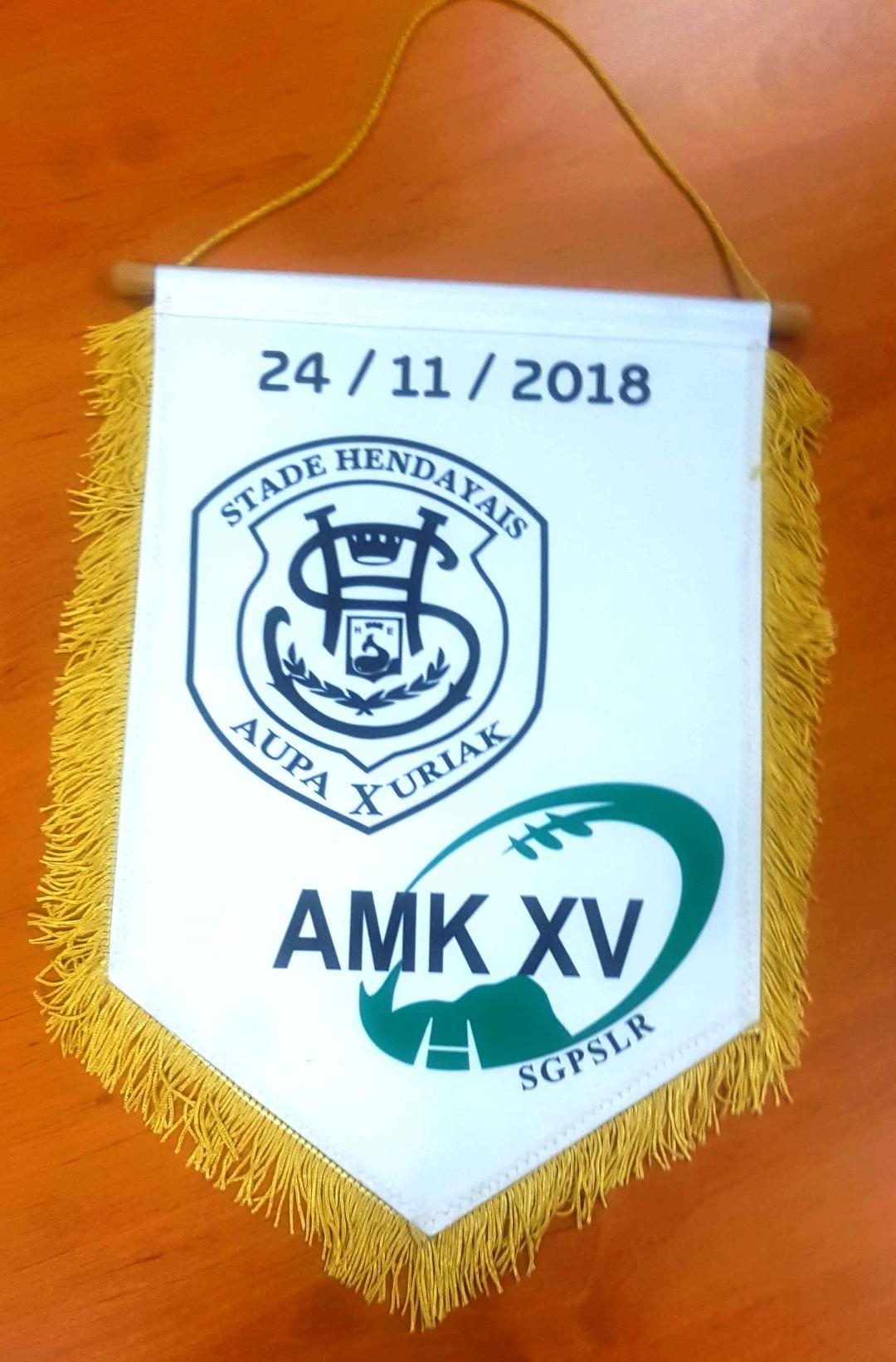 fanion amk15