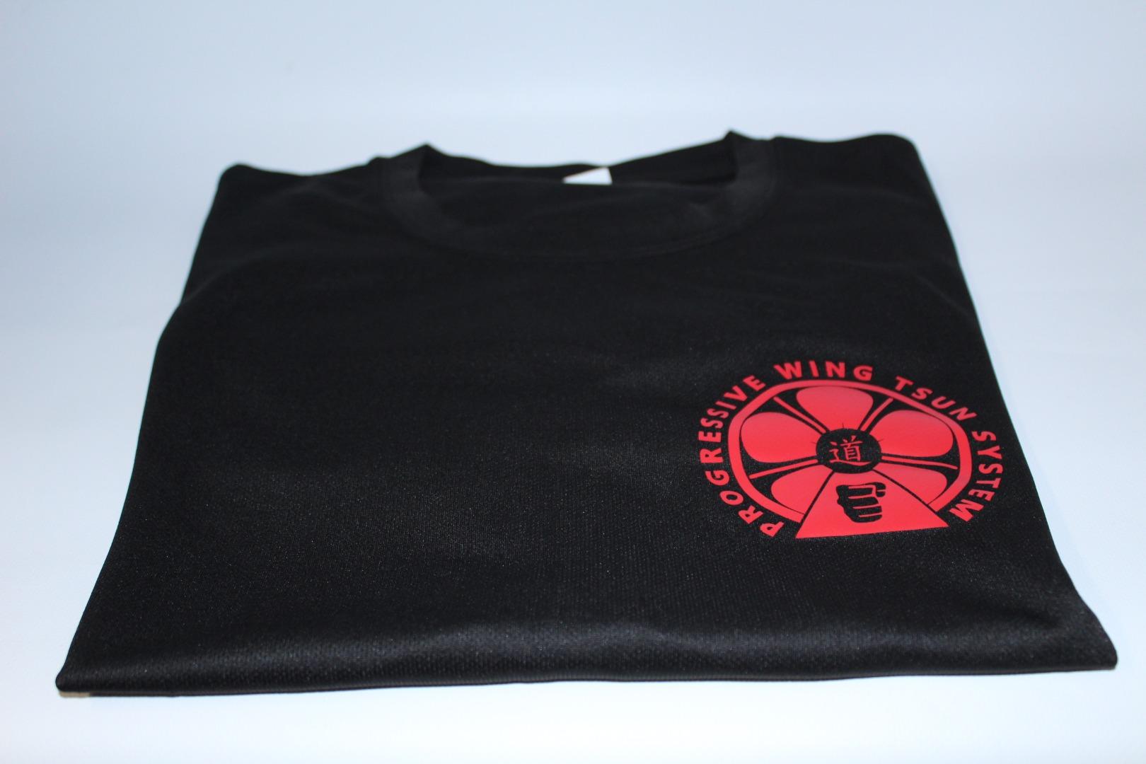 Tee shirt progressive wing tsun