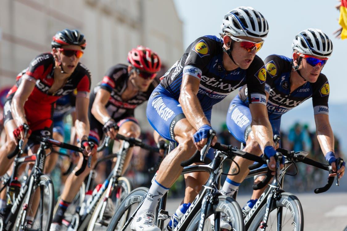 Personnalisation de tenues de cyclisme